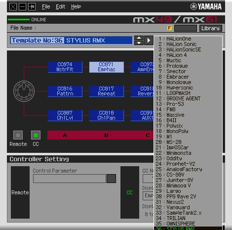 Yamaha Mx Logic Sounds