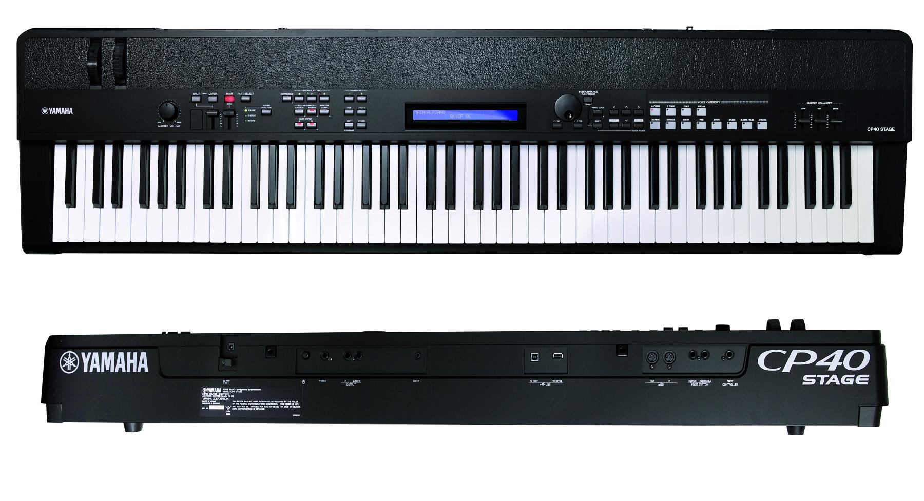 Yamaha Keyboard Sound Samples