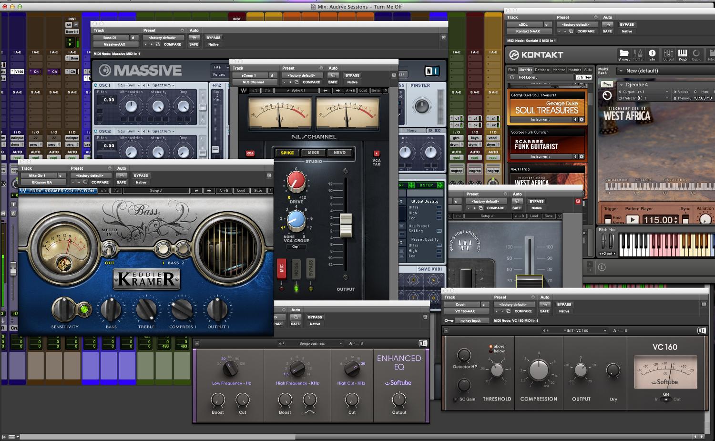 aax plugins pro tools 12