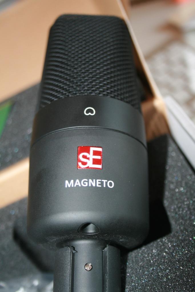 Das Magneto von sE kommt ohne jeglichen Schnickschnack aus