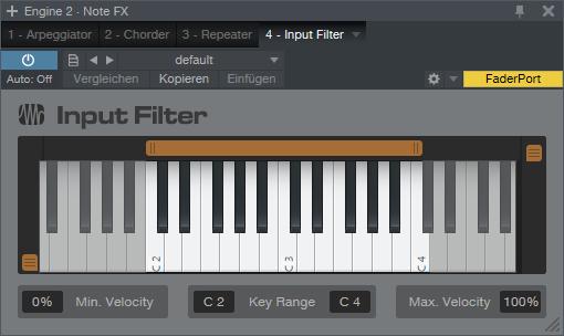 Der Input Filter