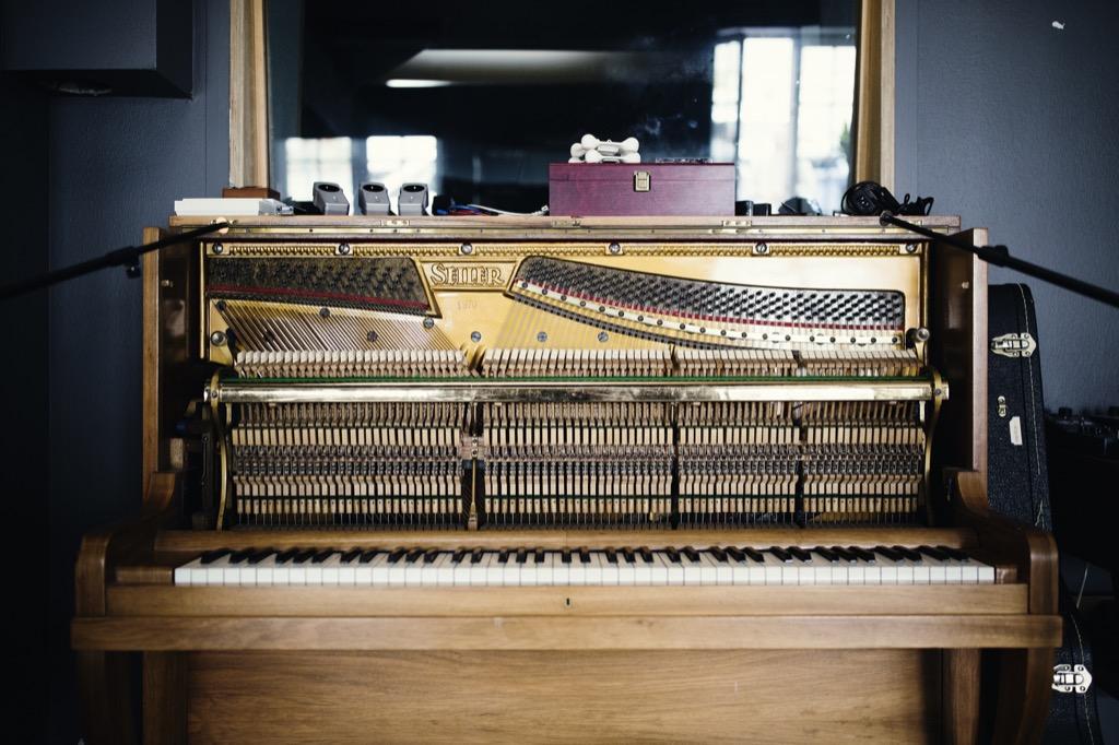 Klavier mit Charakter - Foto: Hannes Bieger