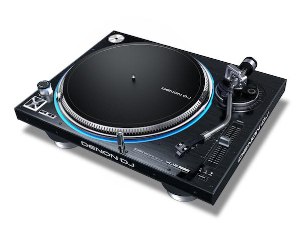 Denon DJ VL12 Prime Plattenspieler