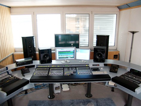 Schreibtisch selber bauen bauanleitung  Studio Tisch Selber Bauen? | Recording.de