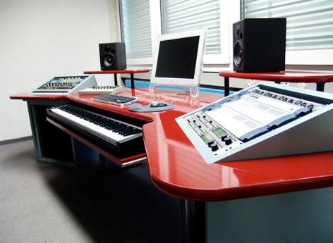 Häufig Studio Tisch Selber Bauen? | Recording.de WY05