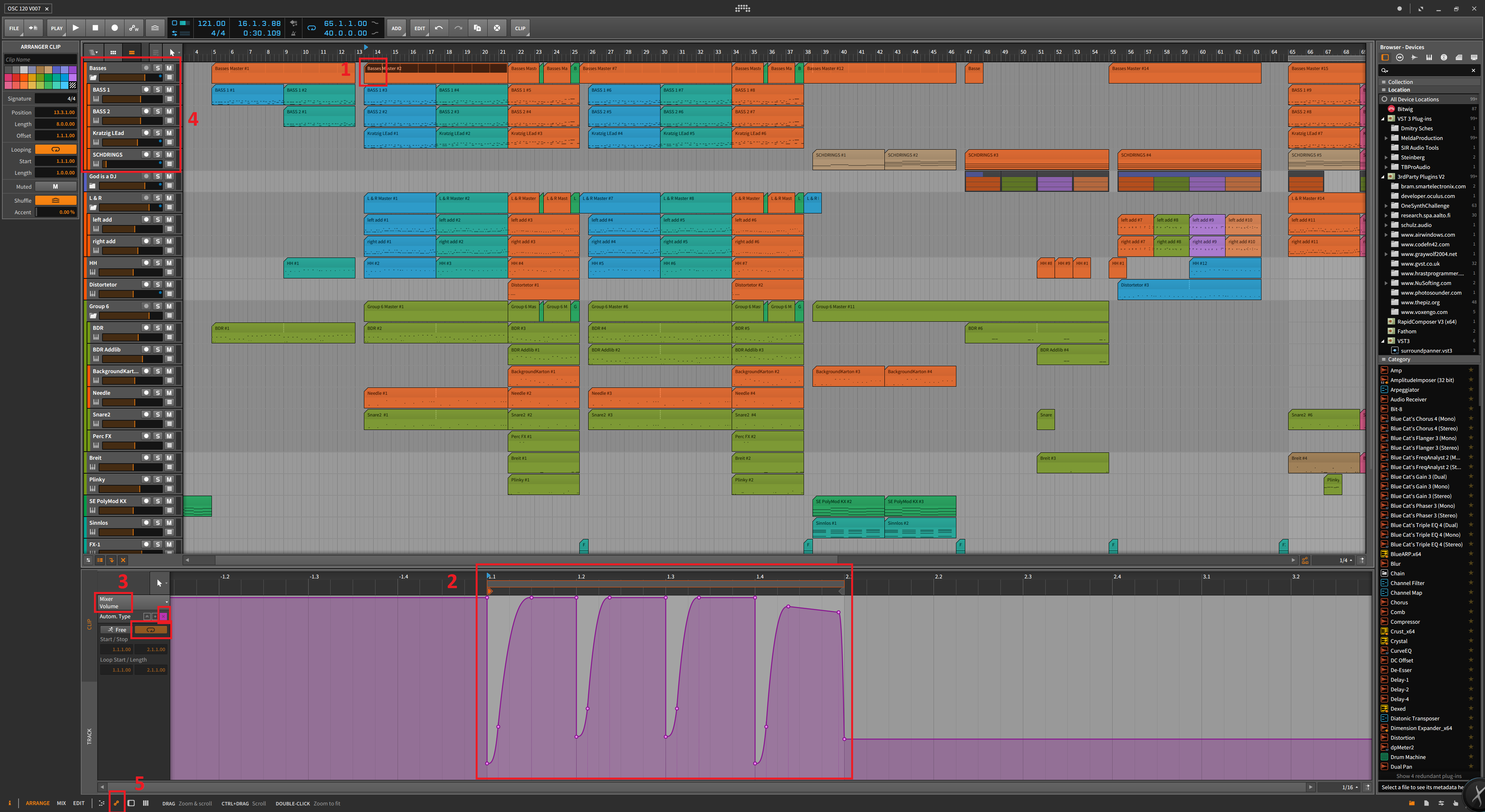 Bitwig Automation.png