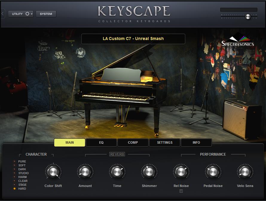 Sample-Instrumente - Testbericht: Spectrasonics Keyscape