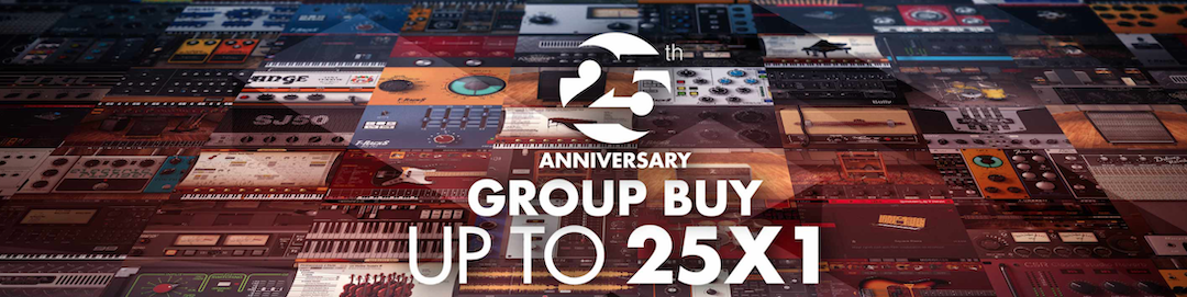 IK Multimedia 25th Group Buy.png