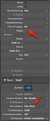 Logic Pro X Audio Editor Pegel ändern | Recording.de.jpg