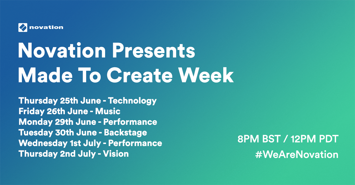 Made to create - Novation Presents - 1200x627.png