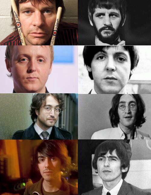 The Beatles and their sons.jpg