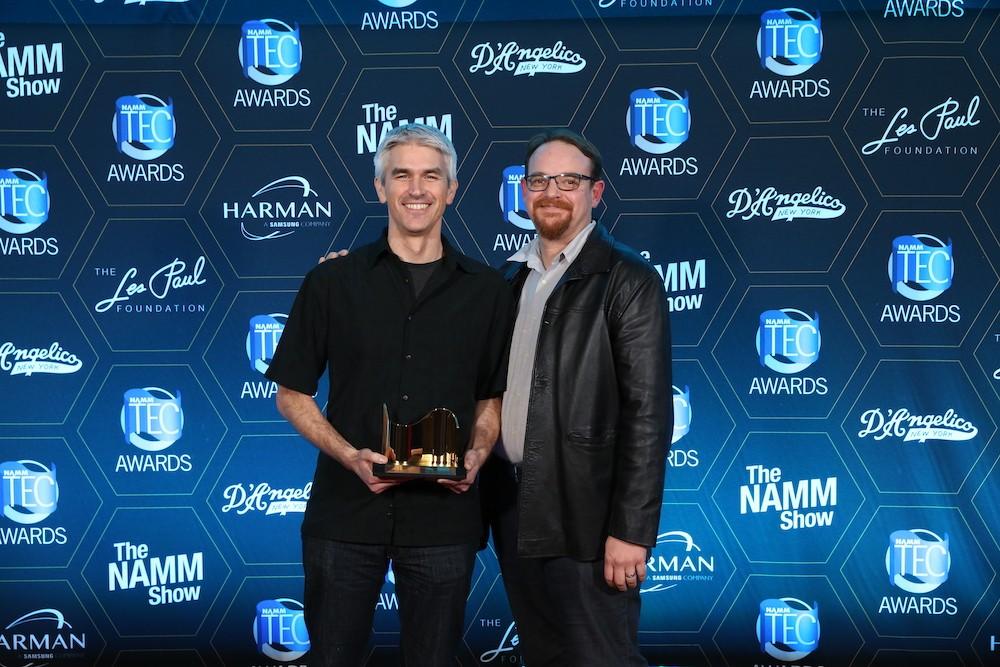 Townsend Labs_TEC Award 2020_Chris Townsend_Erik Papp.JPG