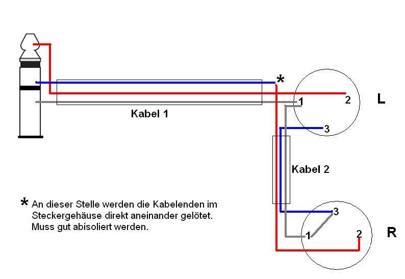 Y-Kabel löten | Recording.de