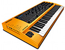 Studiologic Sledge: Retro-Synthesizer mit Waldorf-Genen