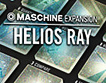 NI Helios Ray: Hiphop-Beats im Leftfield-Style