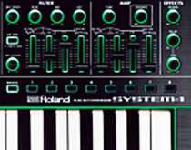 Test: Roland System-1 - Synthesizer