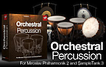 IK Multimedia: Orchestral Percussion