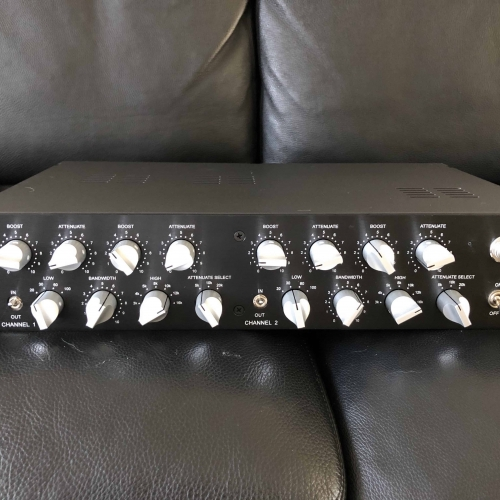 Adesigns EM EQ 2 Solid State Stereo Pultec EQ