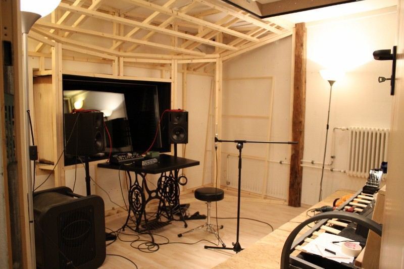 forum raumakustik d mmung regie raum akustik optimierung probleme im bassbereich. Black Bedroom Furniture Sets. Home Design Ideas